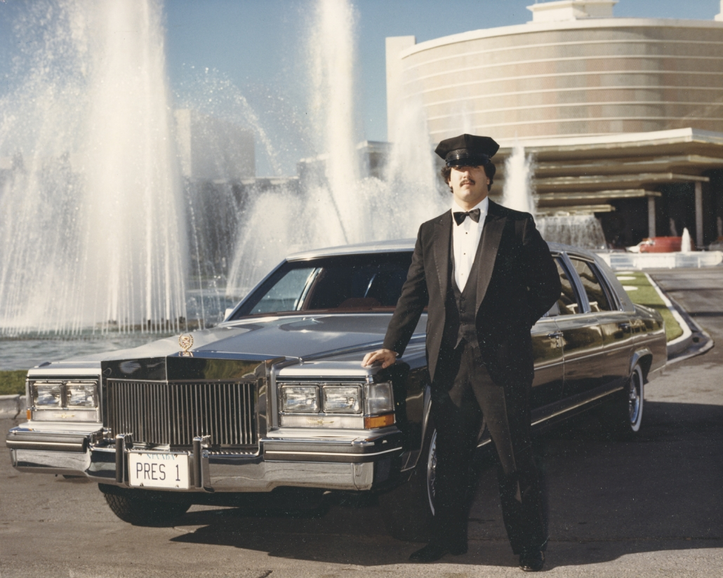 1984 Presidential Limousine Service
