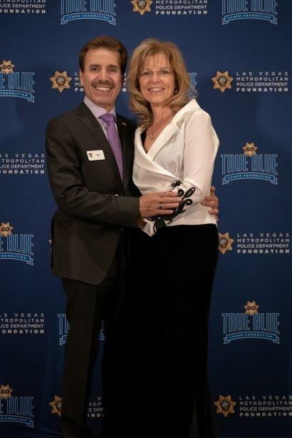 2018 Ron and Stephanne Zimmerman, LVMPD Gala