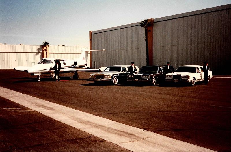 1987 Presidential Limousine Service