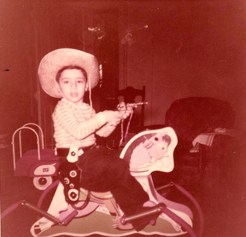 1955 Cowboy Ronnie