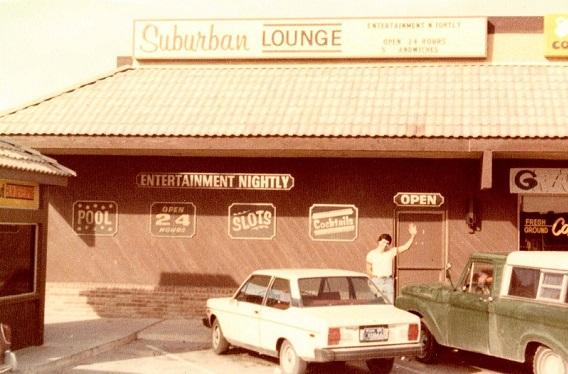 1979 Suburban West