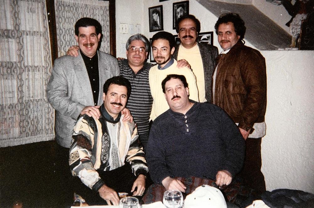 1996 Shaia, Ron, Bush, Rocco,Bistany, Hassen & Sahadi