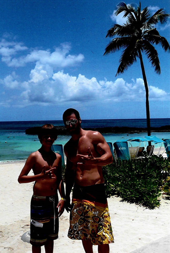 2008 Bahamas, Tom & Joe Coury
