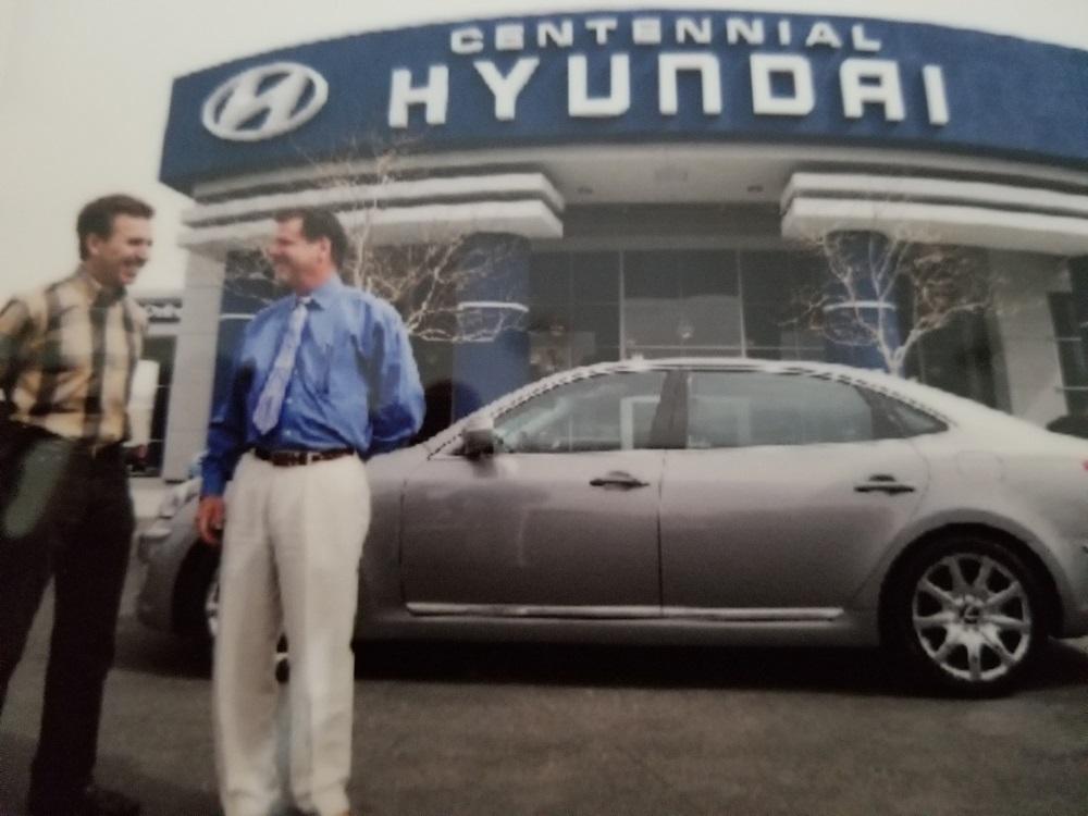 2011 Centennial Hyundai opens