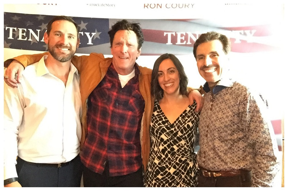 2019 Joe and Angela Blagg, Michael Madsen, Ron