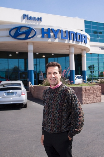 2010 Ron and Don Tamburro purchase Planet Hyundai