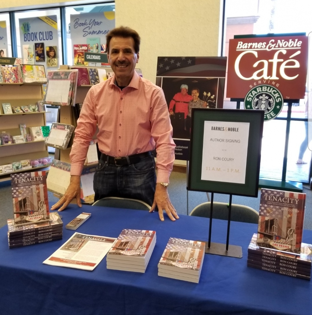 June 22, 2019 Barns & Noble Book Signing