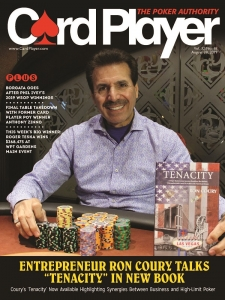 Card Player Cover
